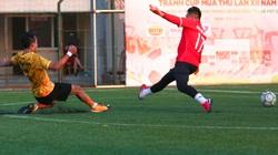 Hình ảnh đẹp 2 trận bán kết Giải bóng đá NTNN/Dân Việt lần thứ 12 - tranh Cúp Mùa Thu 2020