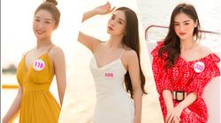 Ngây ngất vì thí sinh Hoa hậu Việt Nam 2020 mặc quyến rũ hút mắt trên du thuyền