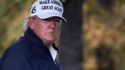 Video tiết lộ hành động bất ngờ của Trump thời khắc Biden đắc cử