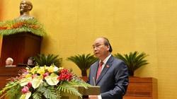 Thủ tướng và Chánh án TAND Tối cao sẽ trình Quốc hội phê chuẩn nhân sự