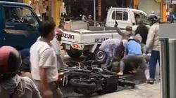 Nổ 3 phát súng chỉ thiên trấn áp 2 kẻ trộm xe máy tại Đà Nẵng
