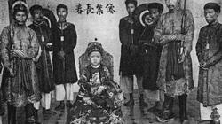 Chuyện nạp phi độc nhất vô nhị của vua Duy Tân