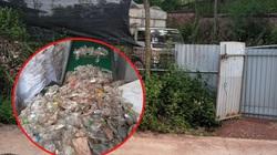 """Bắc Giang: Người dân """"kêu trời"""" vì cơ sở sản xuất, tái chế nhựa cạnh nhà"""