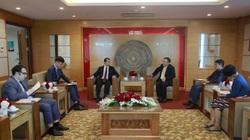 Đại sứ Cộng hòa Azerbaijan tại Việt Nam thăm và làm việc với Báo Nông thôn Ngày nay/Báo Điện tử Dân Việt