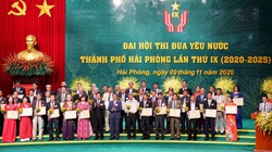 Hải Phòng: Tôn vinh 500 tập thể, cá nhân tại Đại hội Thi đua yêu nước