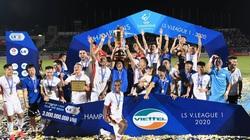 Vô địch V.League 2020, Viettel FC thiết lập hàng loạt kỷ lục ấn tượng
