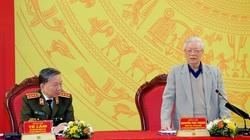 Tổng Bí thư, Chủ tịch nước: Công an phải bảo đảm tuyệt đối an toàn các sự kiện chính trị quan trọng của đất nước