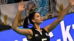 """VĐV bóng chuyền gợi cảm, được khen """"nữ thần"""" của làng thể thao"""