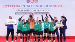 Đã tìm ra nhà vô địch mới của Thách thức Lotteria Cup 2020 - TBS Kids