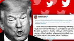 """Trump bị người theo dõi trên Twitter """"bỏ rơi"""" vì thua Biden"""