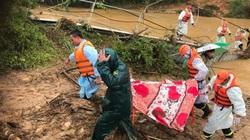 Vụ 2 du khách bị lũ cuốn ở Lâm Đồng: Tìm thấy thi thể 1 nạn nhân