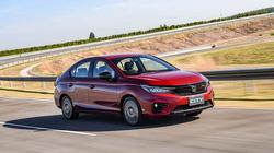 Công bố giá Honda City 2021 tại Việt Nam, tháng sau giao xe