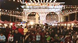 """""""Danko Square – Rực rỡ lễ hội mùa đông"""" không gian văn hóa Châu Âu giữa lòng thành phố Thái Nguyên"""