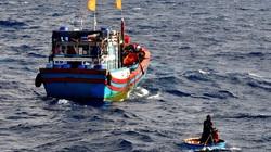 Cà Mau: Làm rõ trình báo một thuyền trưởng đánh, chém 4 ngư phủ, rồi đẩy xuống biển