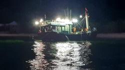 Quảng Nam: Vượt sóng lớn cứu 12 ngư dân Bình Định gặp nạn trên biển