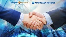 """Bảo hiểm Bảo Việt """"bắt tay"""" với ngân hàng lâu đời nhất Hàn Quốc"""