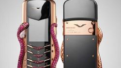 """Dàn điện thoại được giới quý tộc """"săn đón"""", đắt nhất 26 tỷ đồng"""