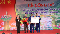 Sơn La: Thêm xã Tân Lang đạt chuẩn nông thôn mới