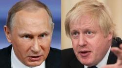 """Nga """"nổi đóa"""" dọa trả đũa Anh sau vòng trừng phạt mới"""