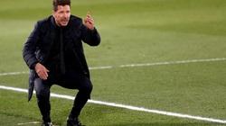 Atletico gục ngã trước Real, HLV Simeone thẳng thắn thừa nhận thất bại