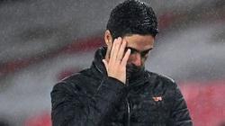 Arsenal thua thảm, HLV Arteta trút hết bực bội vào Xhaka