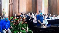Video: Ông Đinh La Thăng lúng túng khai báo lý lịch bản thân trước tòa