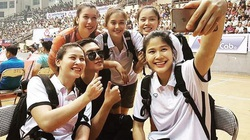 Ngẩn ngơ trước nhan sắc 10 hotgirl của CLB Thông tin Liên Việt Posbank