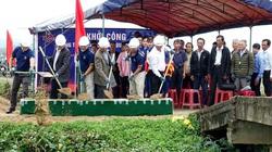 Quảng Ngãi: Tiger Beer hỗ trợ xây cầu giúp dân Tịnh Hòa