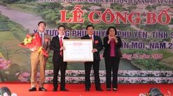 Tường Phù, xã thứ 44 của Sơn La đạt chuẩn nông thôn mới