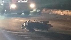 Thanh niên bị ngã giữa đường ở Bình Dương, xe khách lao tới cán tử vong