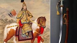 Bảo kiếm của hoàng đế Càn Long có gì đặc biệt?