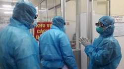 Bộ Y tế thông tin về ca mắc Covid-19 là người nhập cảnh trái phép
