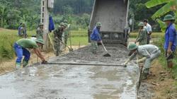 Yên Bái: Huy động gần 700 tỷ đồng để kiên cố đường giao thông nông thôn