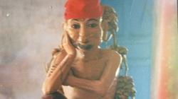 Bức tượng cổ Ông Lo Đời khắc họa ông nông dân gầy guộc trong ngôi chùa ở tỉnh Long An có gì đặc biệt?