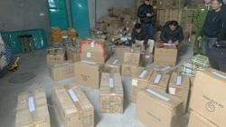 Gần 10.000 linh kiện, phụ tùng ô tô, đồ kim khí không rõ nguồn gốc bị tạm giữ
