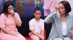 Ốc Thanh Vân bật khóc vì người mẹ ly hôn từng có ý định tự tử bỏ lại hai con thơ