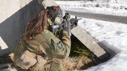 Sức mạnh đáng sợ của đội đặc nhiệm nữ duy nhất thế giới