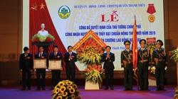 Phú Thọ: Huyện vừa đạt chuẩn nông thôn mới, nhận Huân chương Lao động hạng Ba là huyện nào?