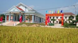 Quảng Nam: 10 năm xây dựng nông thôn mới, tỉnh này có 116 xã đạt chuẩn