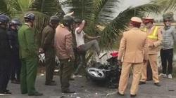Gây tai nạn còn ngông nghênh đạp xe trước mặt công an, thách thức 'đủ chưa anh'