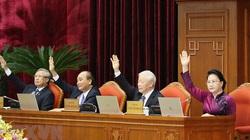 Trung ương nhất trí cao với nhân sự tham gia Bộ Chính trị, Ban Bí thư khóa mới