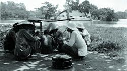 Gánh hàng rong và tiếng rao trên phố Hà Nội xưa