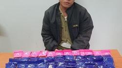 """Vụ thiếu tá công an bị đâm khi truy bắt ma túy: """"Ông trùm"""" núp vỏ bọc nông dân"""