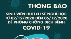 TP.HCM: Thêm 2 trường ĐH cho sinh viên nghỉ học, vì liên quan đến bệnh nhân Covid-19