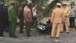 Thanh niên tông gãy chân người đi xe máy, thách thức cảnh sát đã ra trình diện