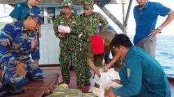 Phát hiện 20kg ma túy trôi dạt vào bờ biển