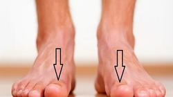 Đoán vận mệnh trong tương lai thông qua tướng bàn chân