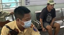 TP.HCM: Đại uý CSGT truy đuổi bắt kẻ cướp giật tài sản trước cổng bệnh viện
