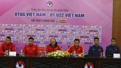 """""""Sao"""" HAGL thể hiện quyết tâm khi U22 Việt Nam đấu ĐT Việt Nam"""