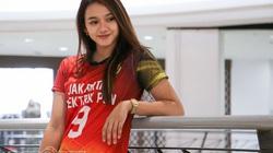 Mỹ nhân bóng chuyền Indonesia xinh đẹp làm chao đảo cư dân mạng